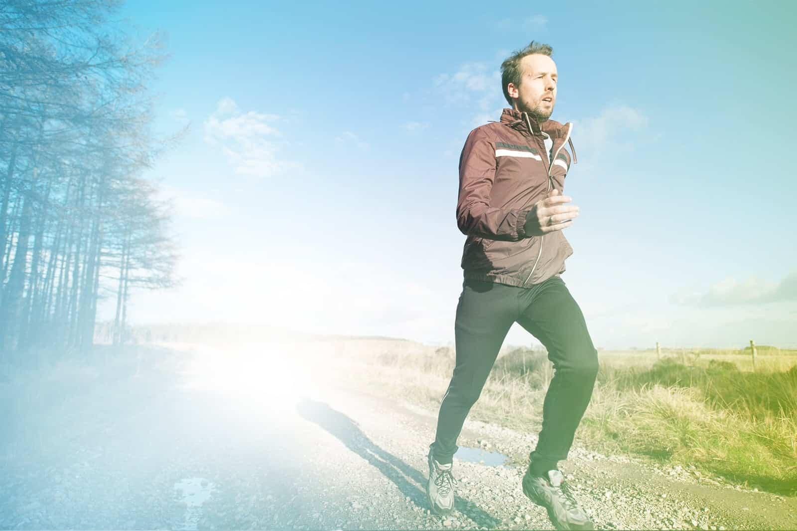 Mein Weg zum Marathon