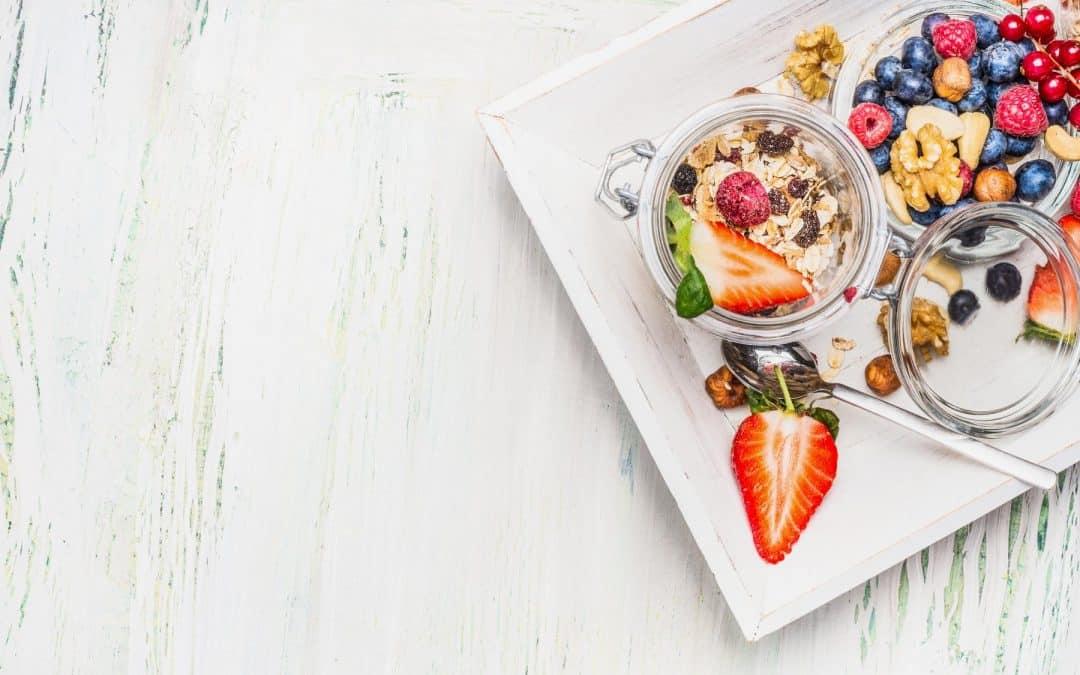 So frühstückst du kurz vor deinem Morgenlauf