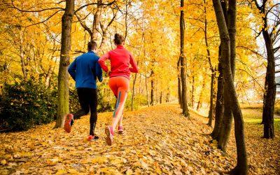 Wie du dich optimal für deine Herbst- und Winterläufe rüstest