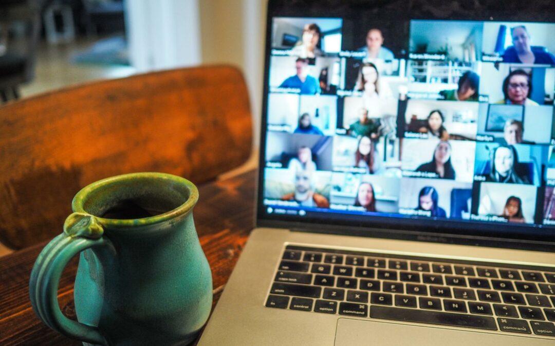 Die gesunde Videokonferenz