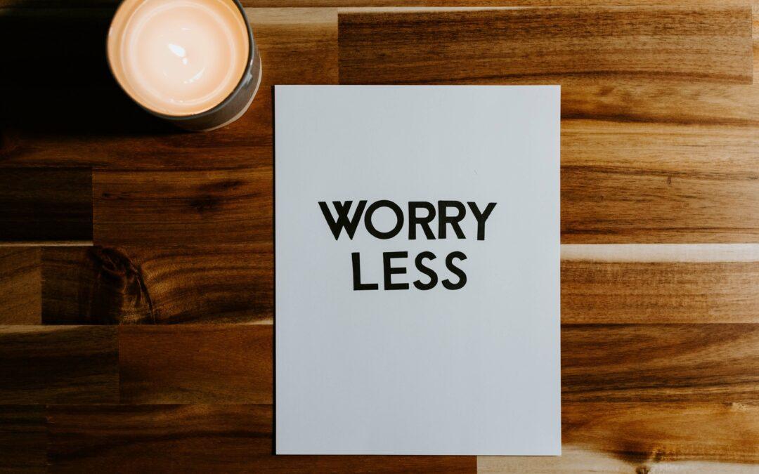 So reduzierst du Stress im (Arbeits-)Alltag